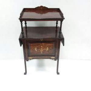 Antique Late Victorian Cabinet