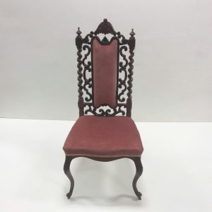 Antique Victorian Rosewood Chair