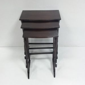 Antique Style Nest of 3 Tables