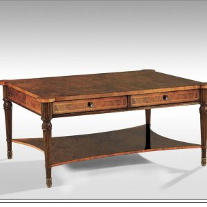 Antique Style Walnut Centre Table