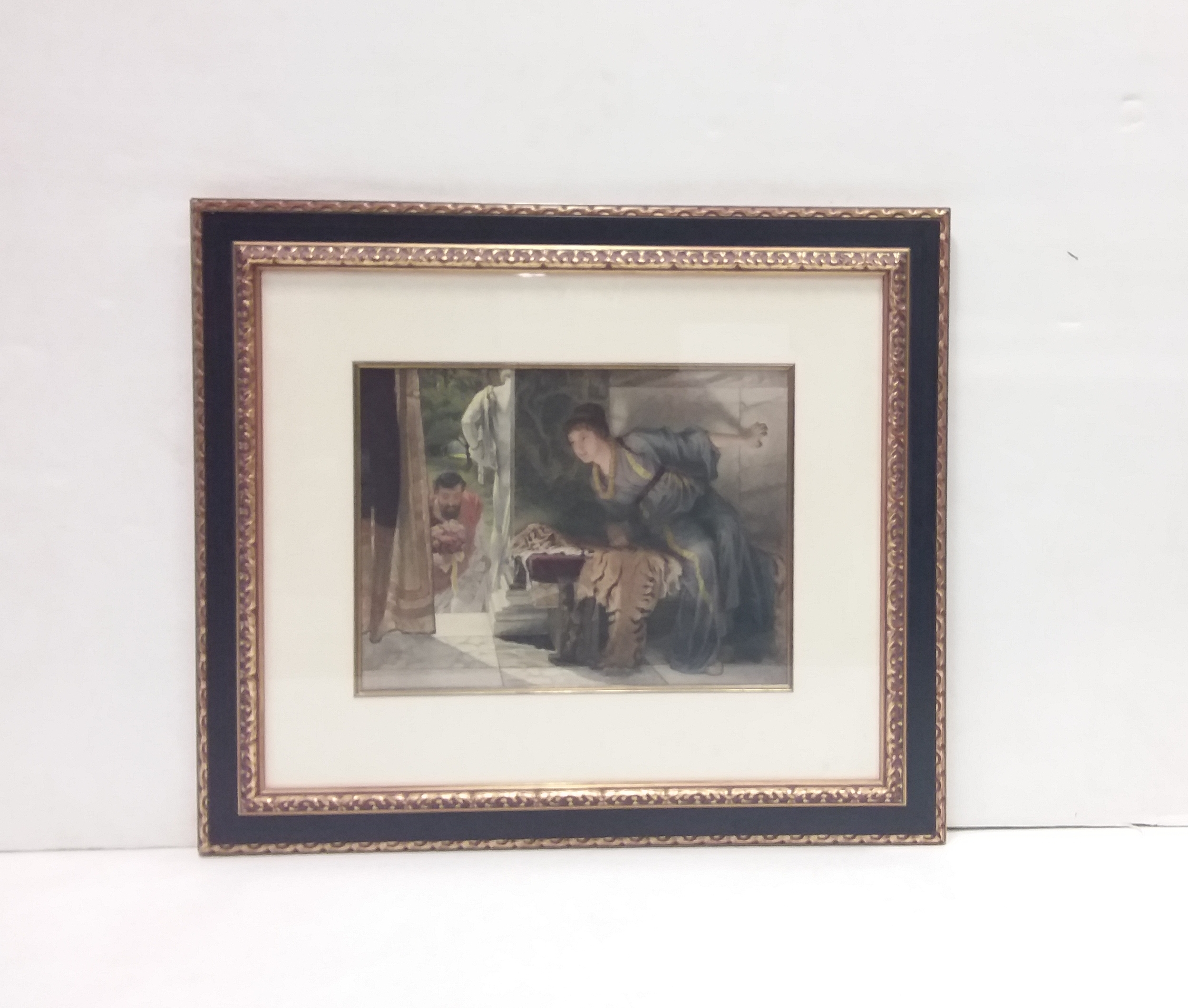 Antique_Victorian_Hand_Painted_Engraving