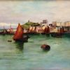 Antique- Oil- on- Canvas