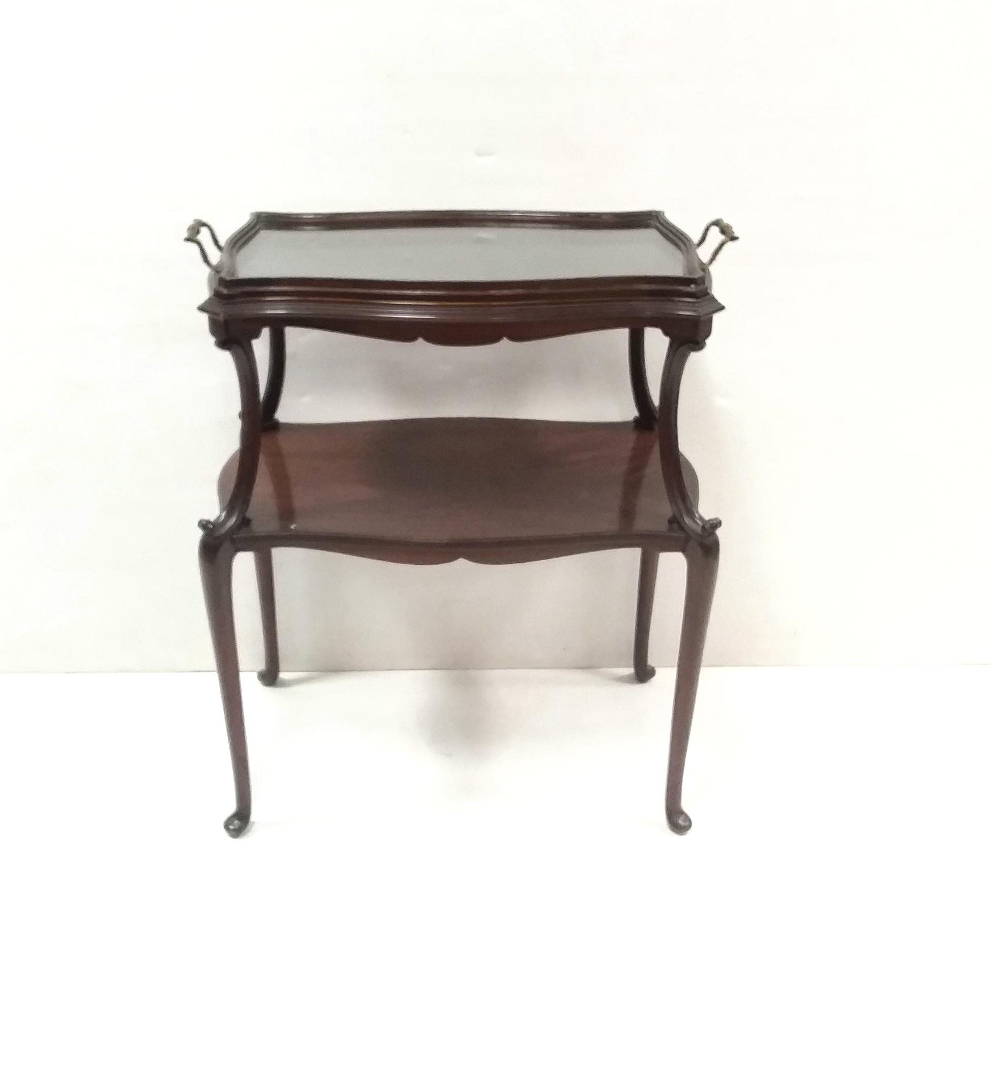 Antique_Edwardian_Serving_Table
