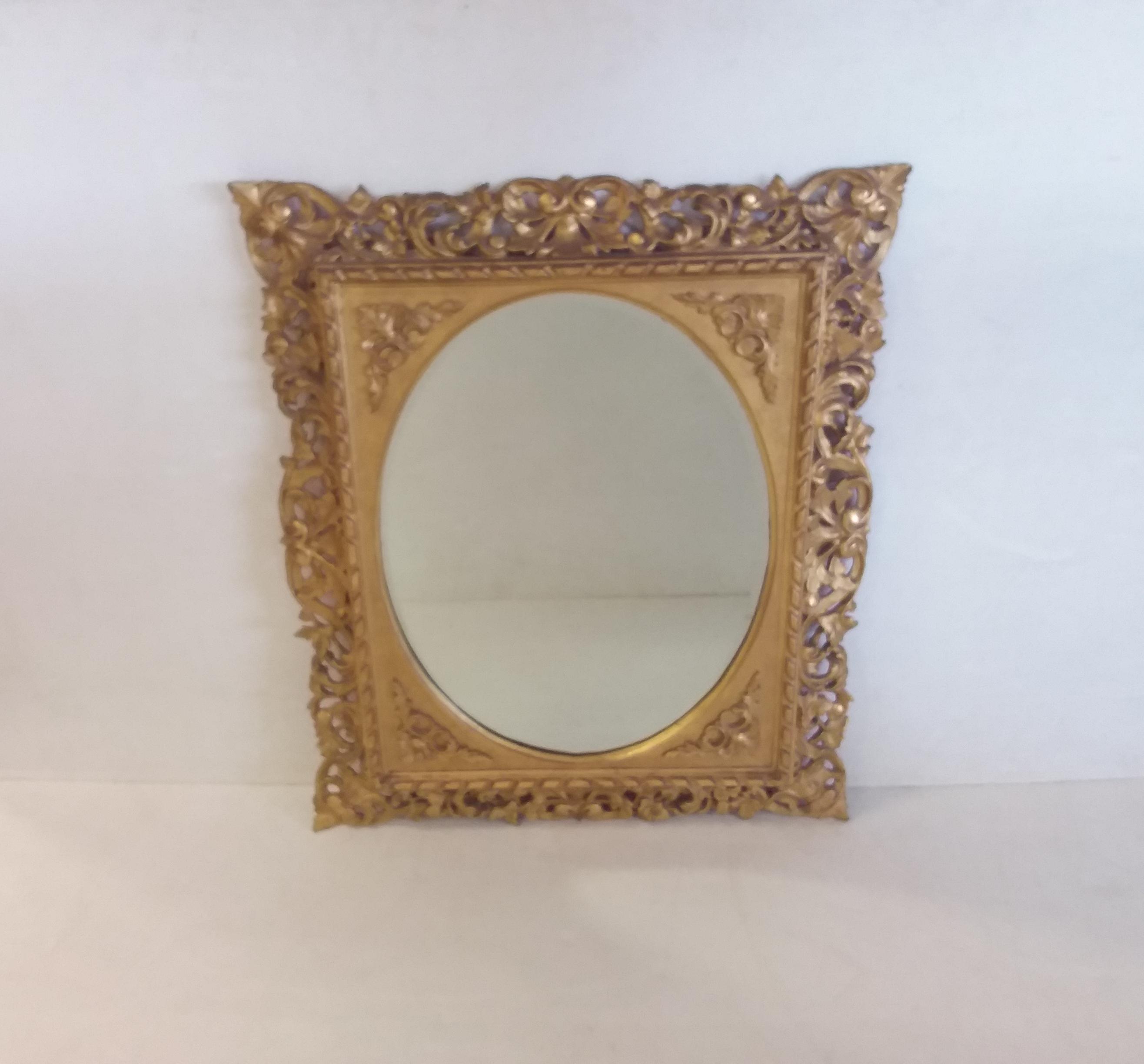 Antique_19th_Century_Mirror