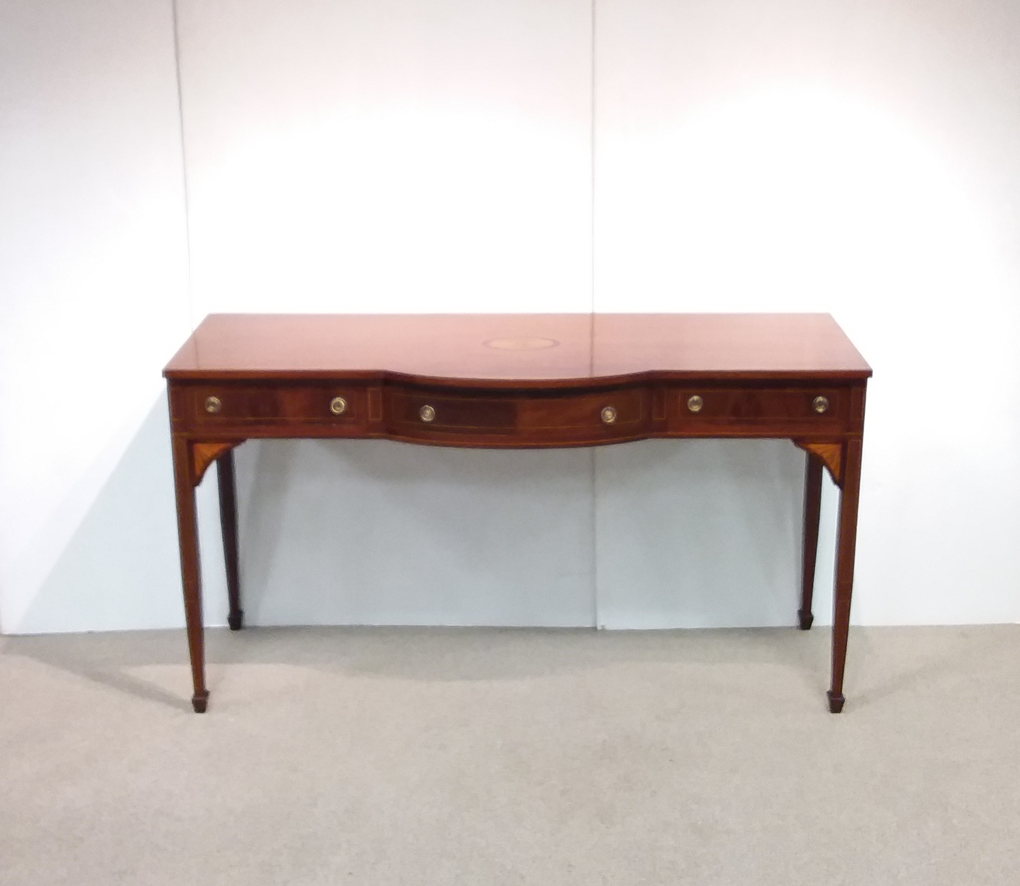 Antique_Edwardian_Style_Console_Table
