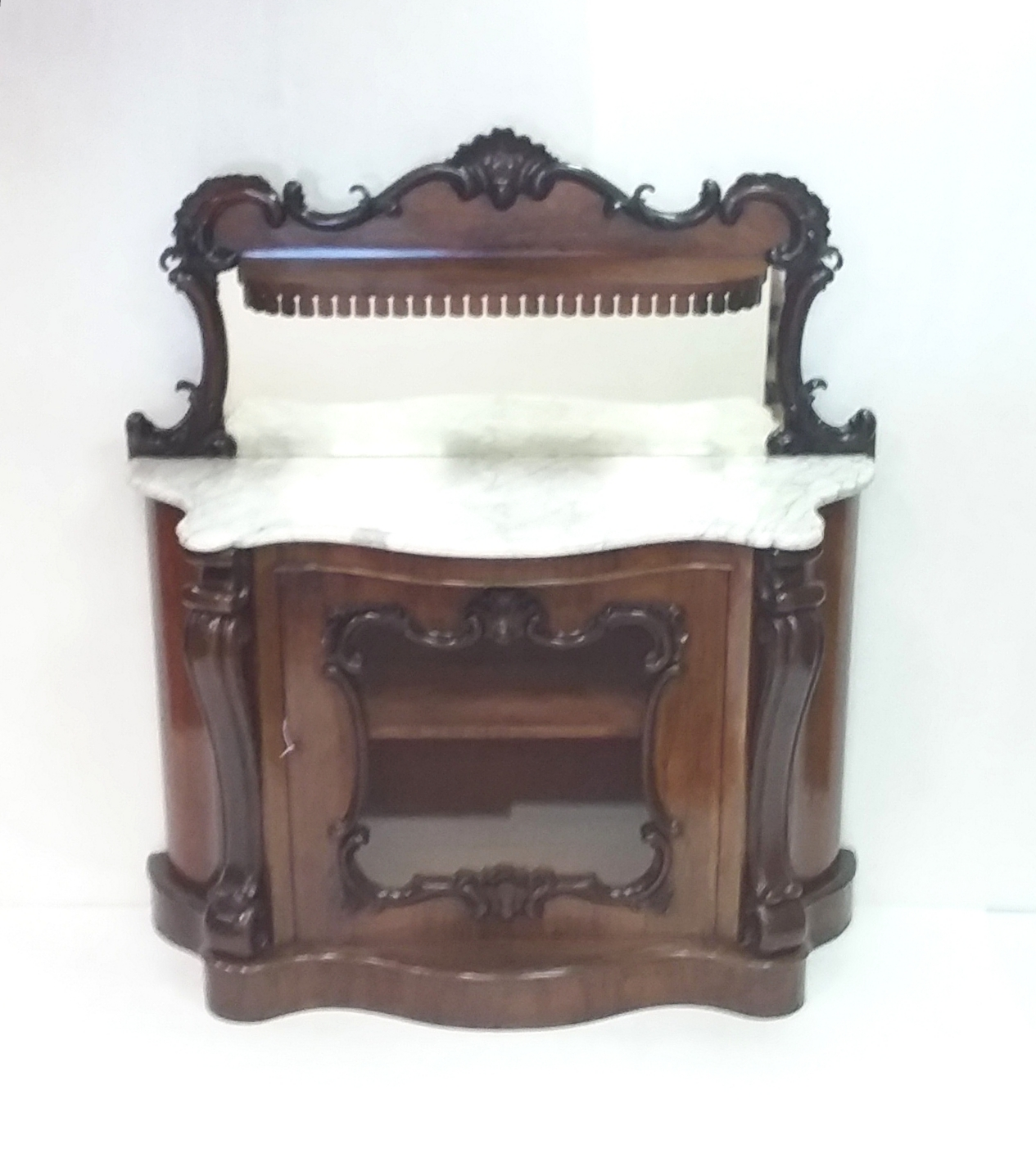 Antique Early Victorian Chiffonier