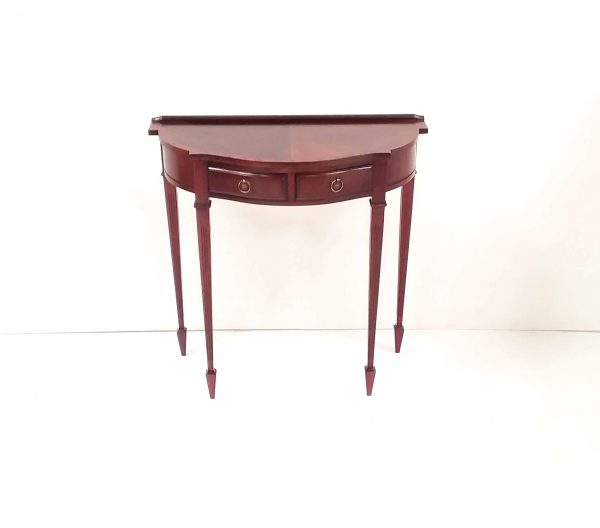 Serpertine- Console- Table