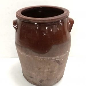Victorian Earthenware pot